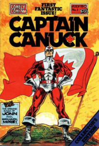 Captain Canuck, Vol. 1 #1