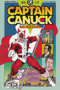 Captain Canuck Le Retour #0