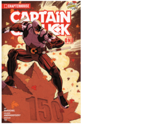 Captain Canuck: Year One FCBD 2017 (Cover B)