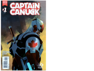 Captain Canuck, Vol. 2 #1a